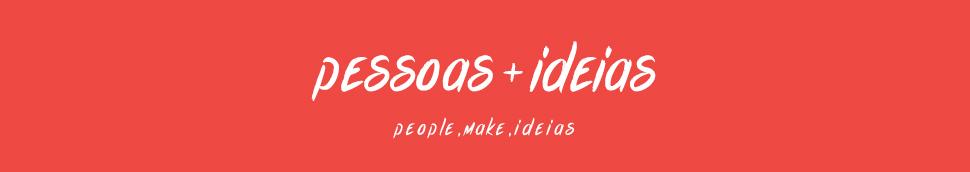 people make ideias